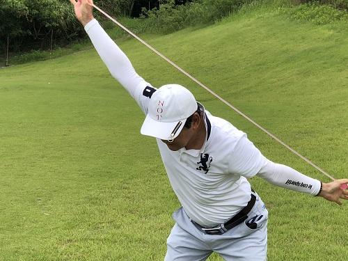 生涯の健康スポーツとして身体に負担のないゴルフを目指します!